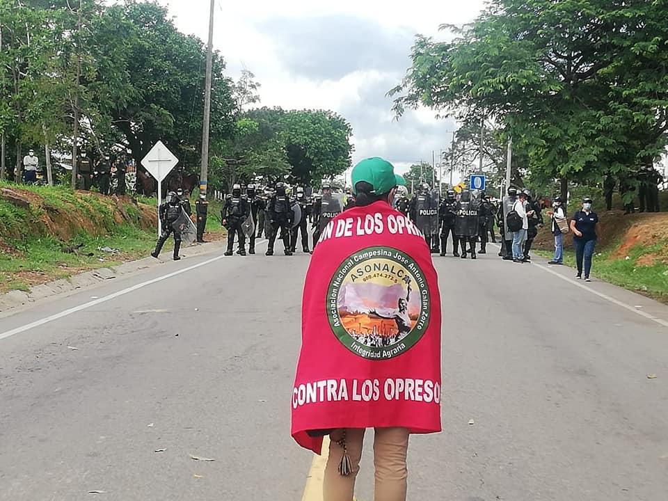 Paro Nacional en Colombia: CNA llama a fortalecer movilización y lucha