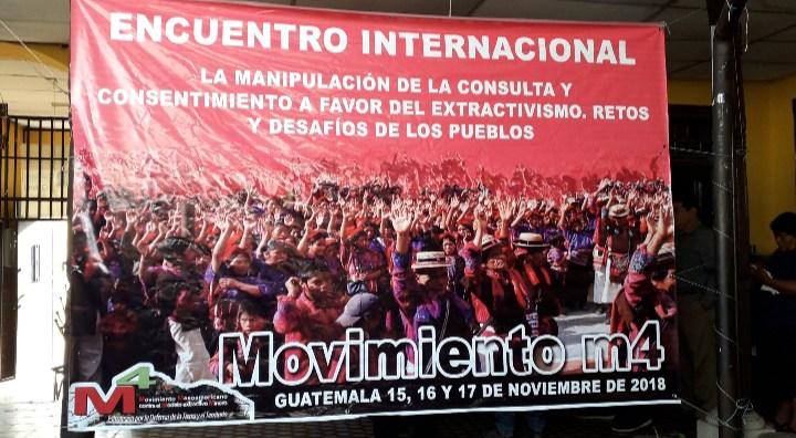 Guatemala. Organizaciones sociales rechazan la manipulación de la consulta y consentimiento a favor del modelo extractivista