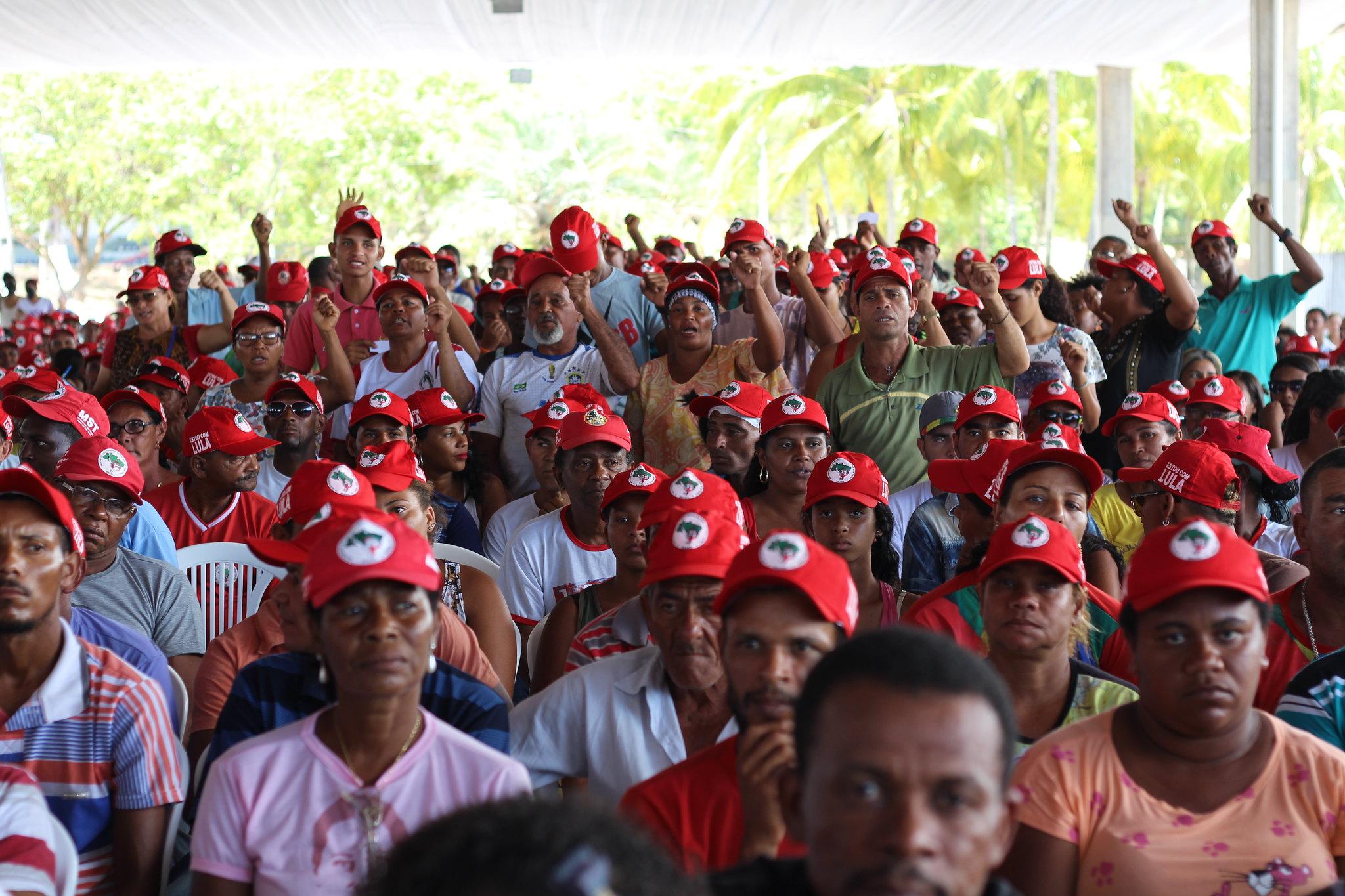 29º Encuentro estadual del MST Bahía