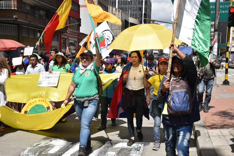 Colombia: Fensuagro denuncia la grave situación de derechos humanos contra su organización