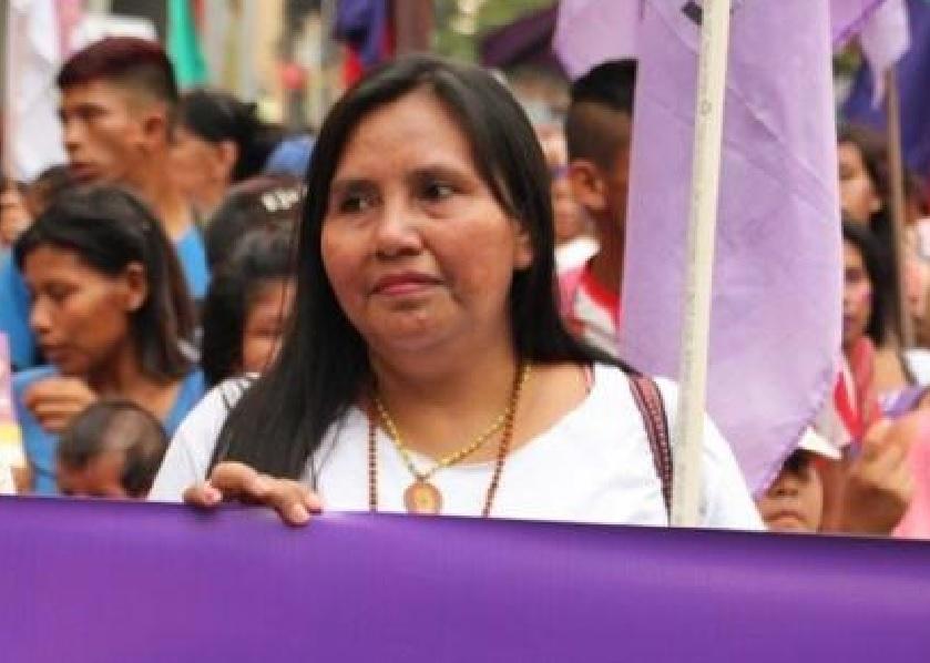 Amenazan de muerte a la defensora ambiental paraguaya Bernarda Pesoa y hostigan a su comunidad