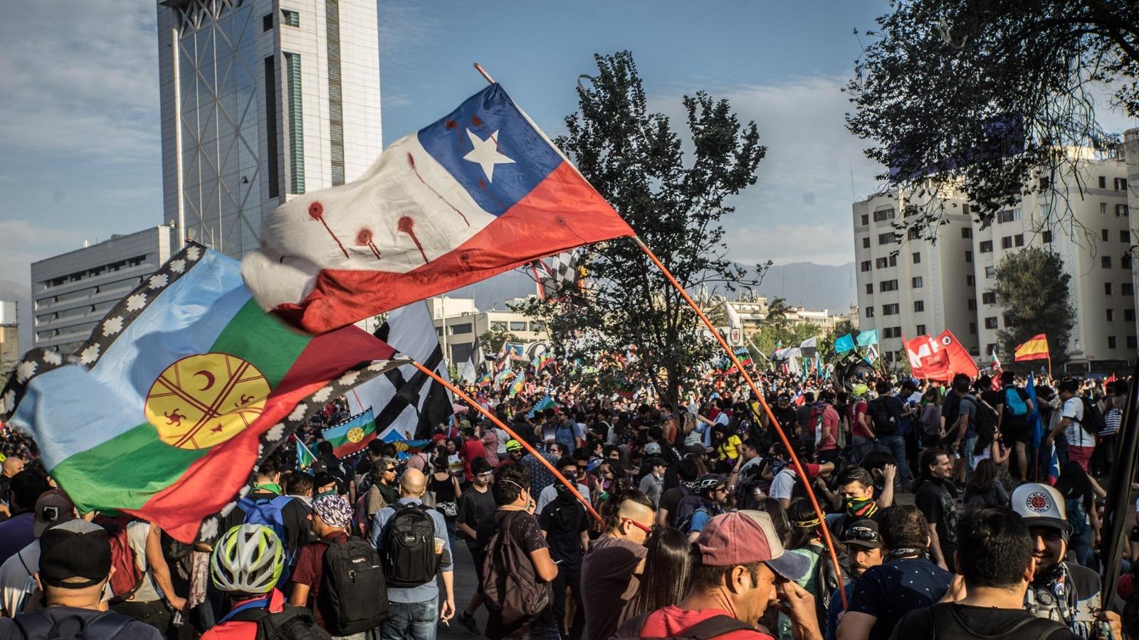 Elecciones de convencionales constituyentes en Chile