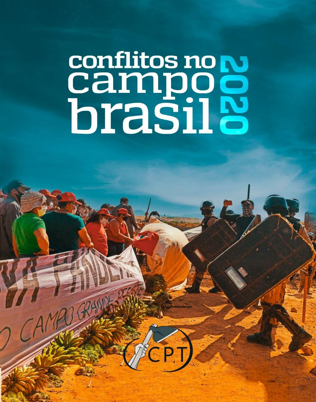 Brasil: en 2020 hubo al menos 5 conflictos en el campo cada día