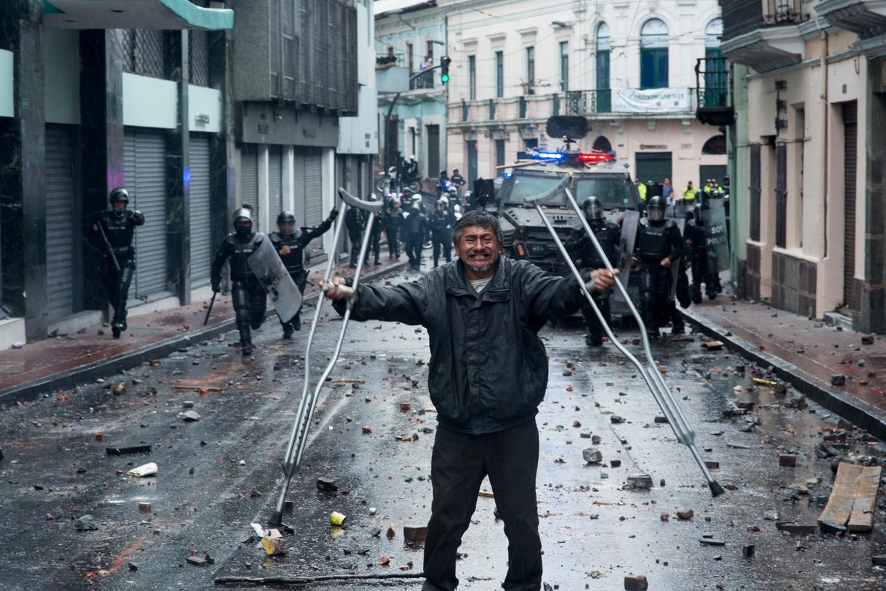 Ecuador: movilizaciones y estado de excepción
