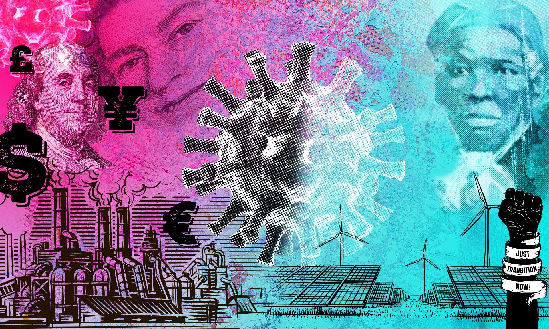 Nuevo informe con diez propuestas de cómo pagar la pandemia del Covid-19 y una transición justa