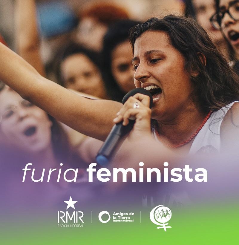 Fúria Feminista: Contra a Militarização da Vida
