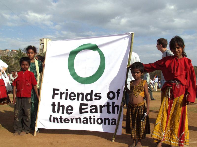 Los momentos más destacados del trabajo de Amigos de la Tierra Internacional en materia de comunicaciones en los últimos dos años