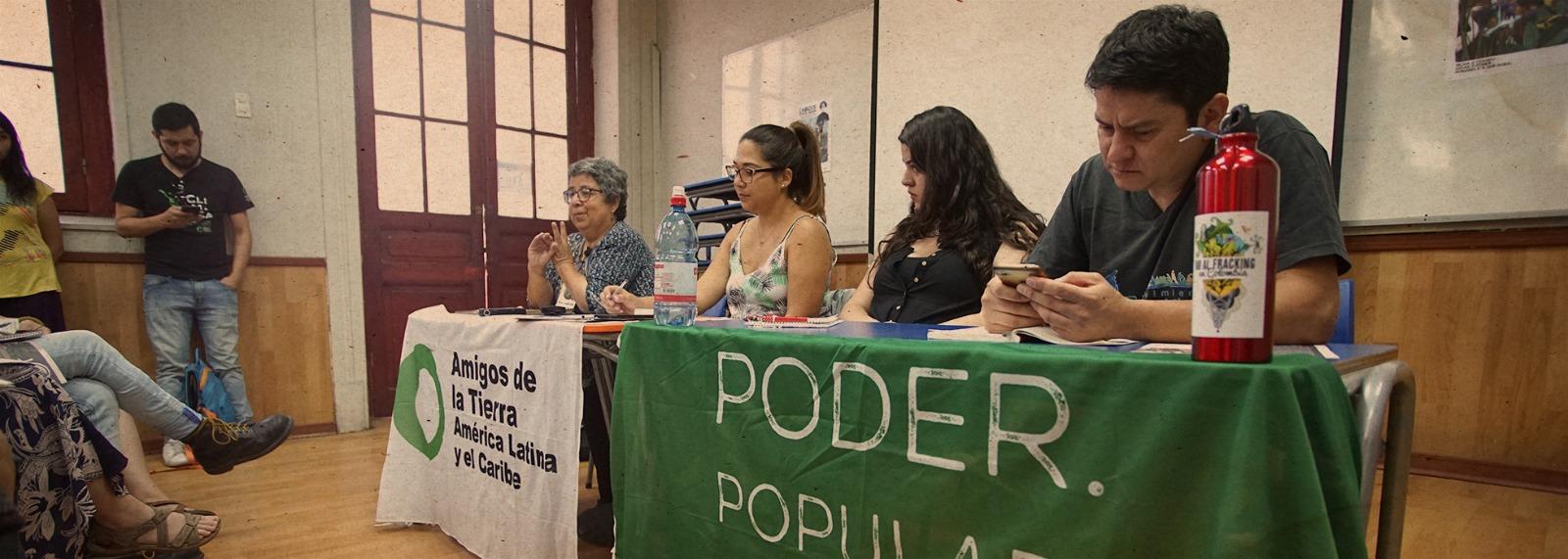 Agenda de ambientalistas, trabajadores/as y feministas de América Latina confluye en Cumbre de los Pueblos