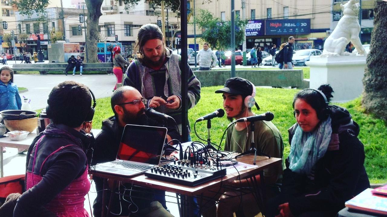 Aire Puro 586 – Desde la 1ª Feria del Activismo Literario y Musical en Valparaíso