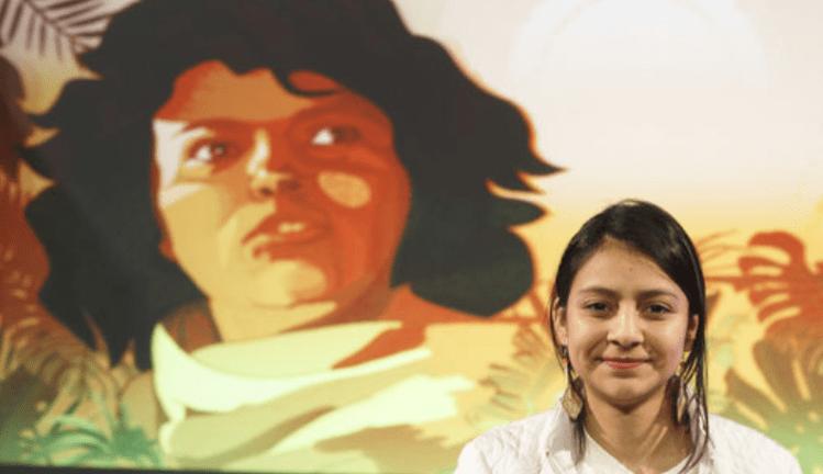 """""""Decían que si Berta Cáceres no estaba, la lucha de Río Blanco iba a desaparecer"""""""