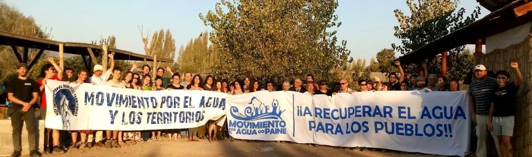 Aire Puro 585 sobre Movilización por el Agua y los Territorios + Congreso Salud