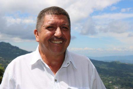 Marco Rivadeneira campesino Colombia ANA