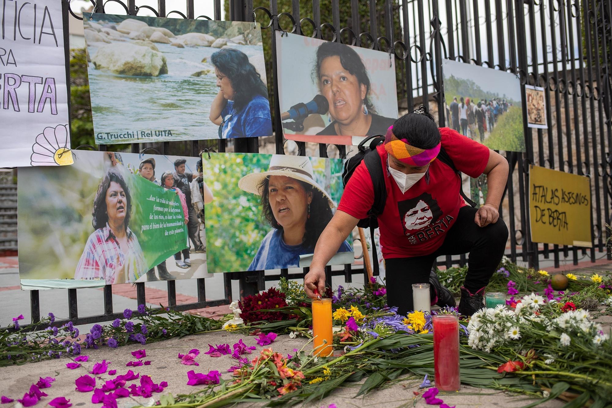 El asesinato de Berta Cáceres, un asunto de mucho dinero y capital político