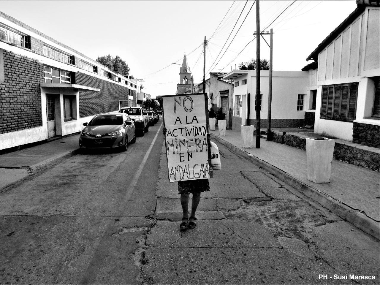 Andalgalá: vecinos luchan contra la megaminería y la militarización de la zona
