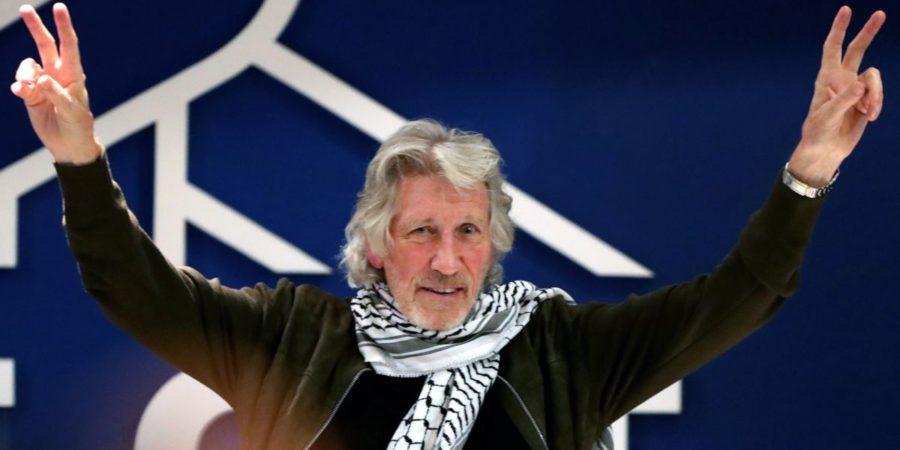 """Roger Waters: """"Ayudar al otro nos da alegría"""""""