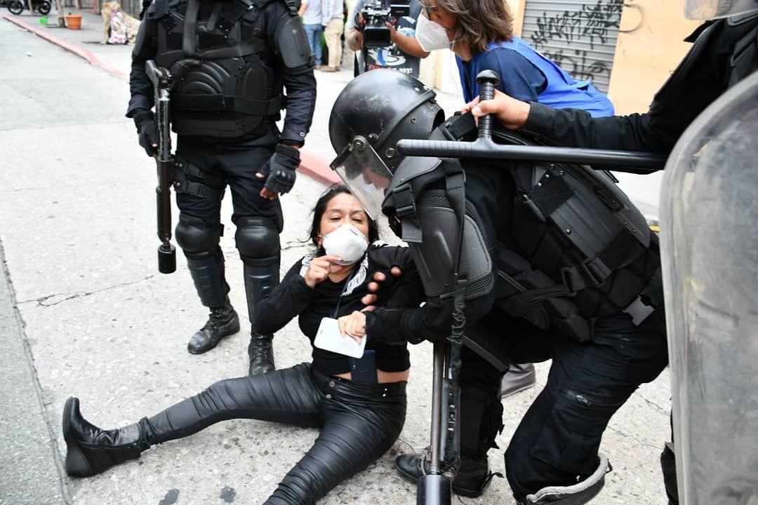 Semanario Latinoamérica Rompe el Cerco: Nos levantamos junto a Guatemala