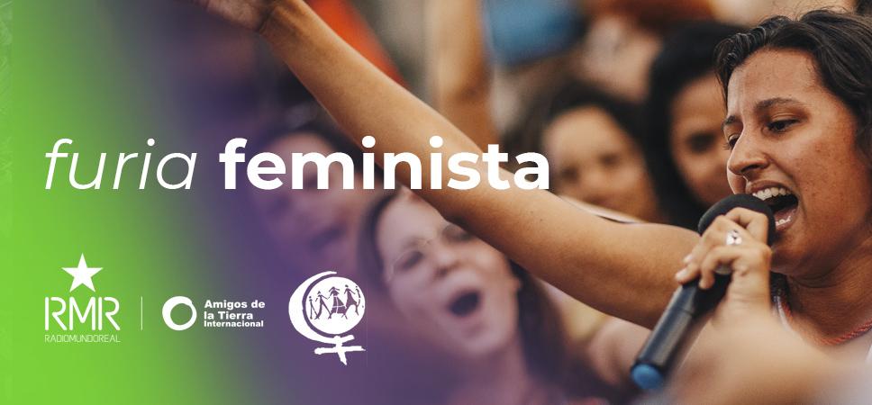 Furia Feminista: Vacunas para todas, cuidado para todas