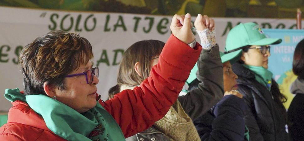 Galería Fotográfica de la III Misión de Solidaridad de Vía Campesina en Colombia