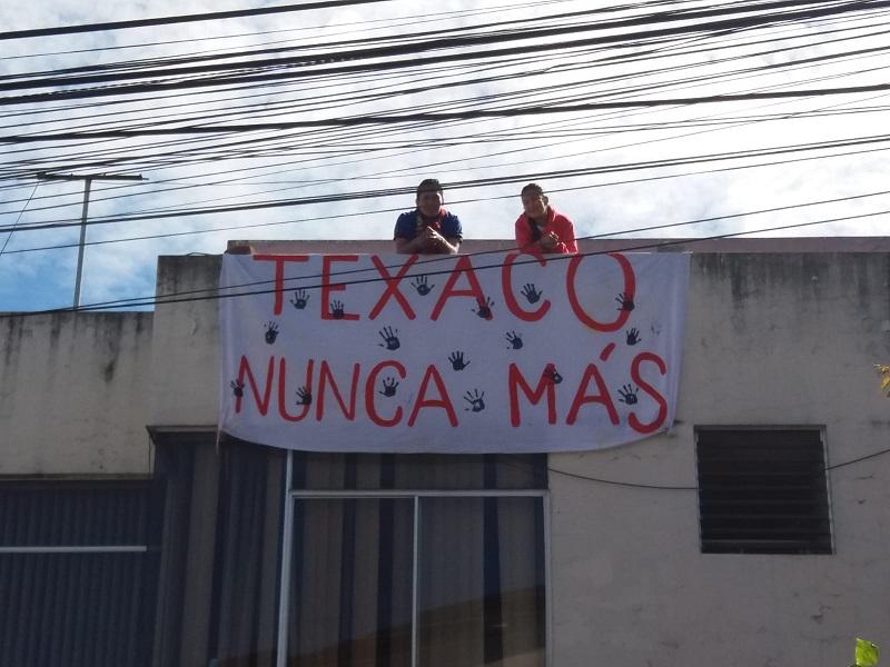 Gobierno de Ecuador omiso en caso Chevron
