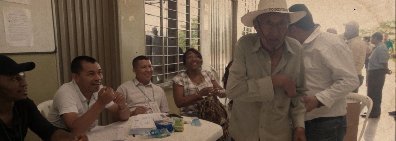 En Consulta Popular Legítima en Colombia Mercaderes dijo NO a la explotación del territorio
