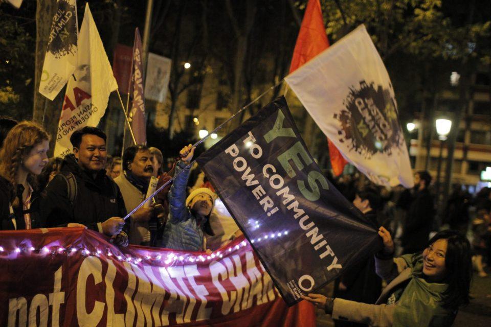 Desde Santiago a Madrid, el mundo despertó