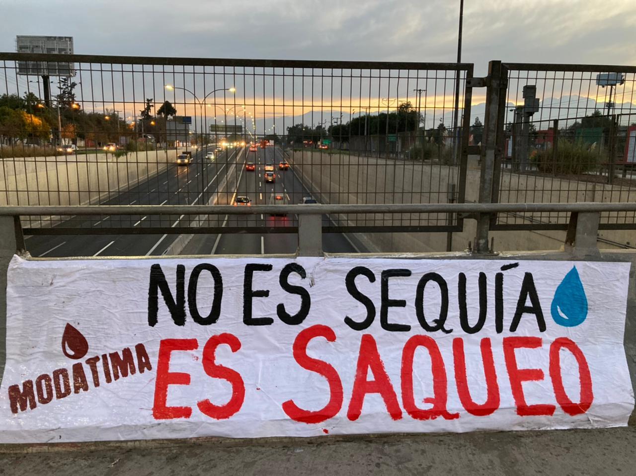 Entre los Andes y el Pacífico Sur: reporte MODATIMA #1