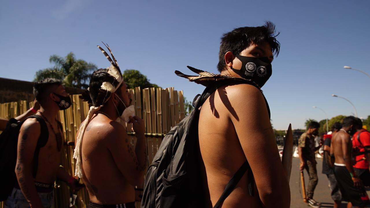 Alerta indígena ante proyecto de ley que restringe demarcación de tierras