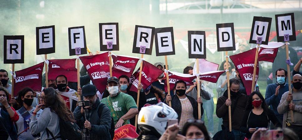 Organizaciones uruguayas lograron las firmas para habilitar consulta popular sobre Ley de Urgente Consideración