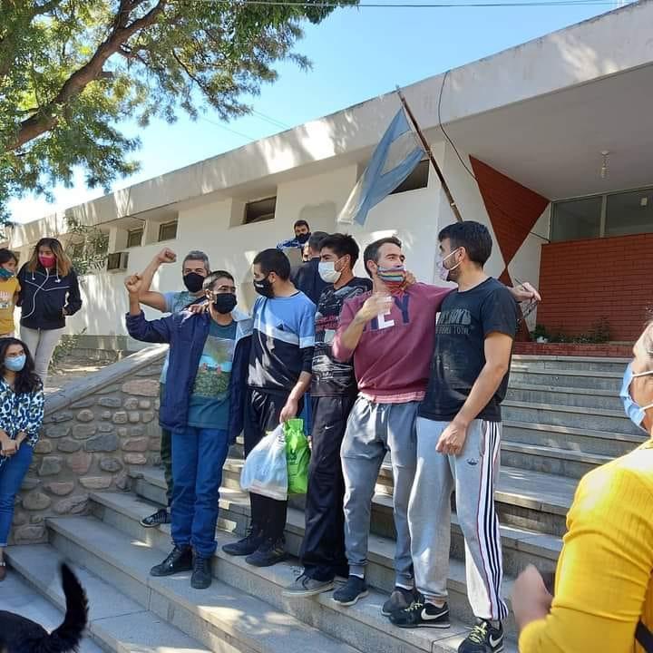 Liberan a los siete asambleístas detenidos en Andalgalá