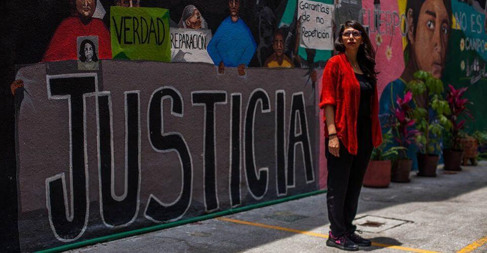 Un claro día de justicia