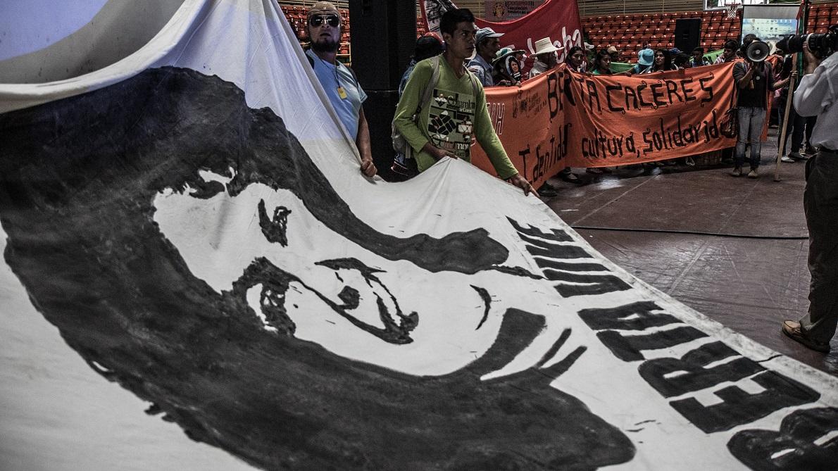 Penas máximas para asesinos de Berta Cáceres
