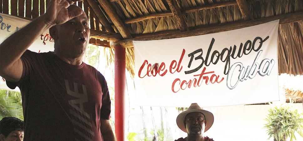 ¿Cómo la agroecología bloquea al Bloqueo en Cuba?