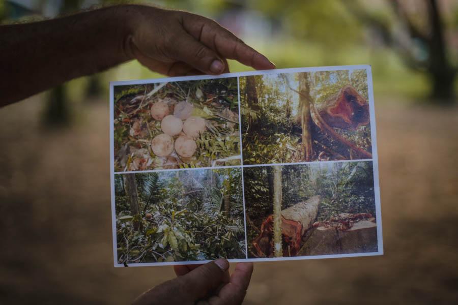 Voces de luchadoras y luchadores en defensa de la Amazonía