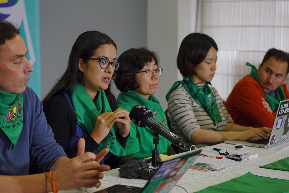 """""""No tenemos confianza de que el gobierno colombiano quiera cumplir los Acuerdos de Paz"""""""