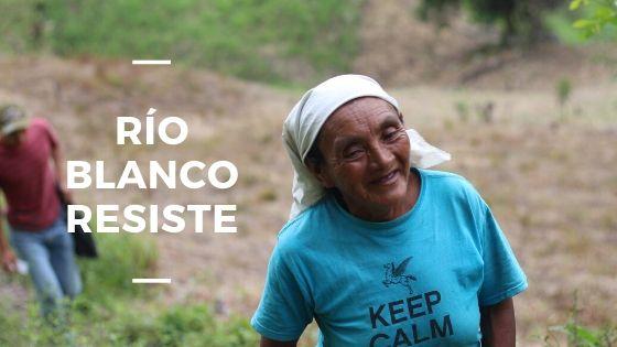Río Blanco resiste