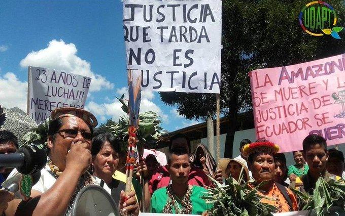 Ecuador apelará el laudo arbitral de Chevron