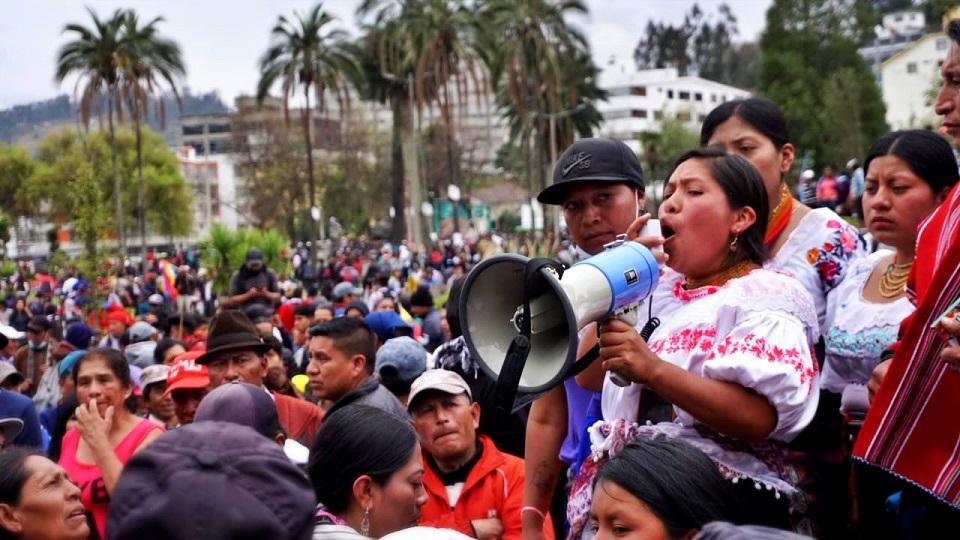 Ecuador: Abajo el paquetazo