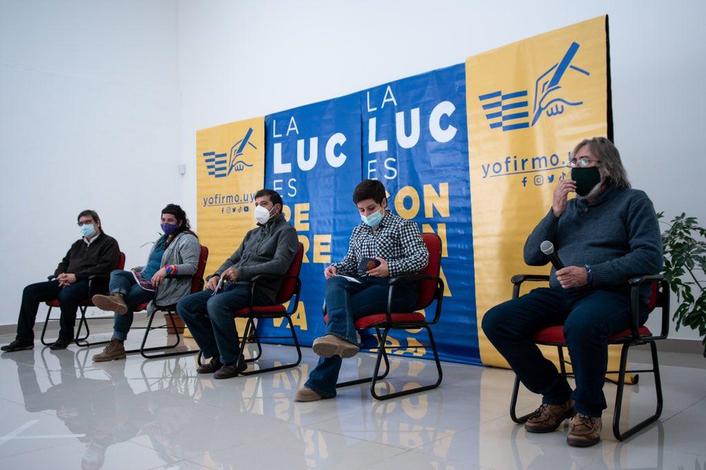 Uruguay: organizaciones recogen firmas para derogar ley que restringe derechos
