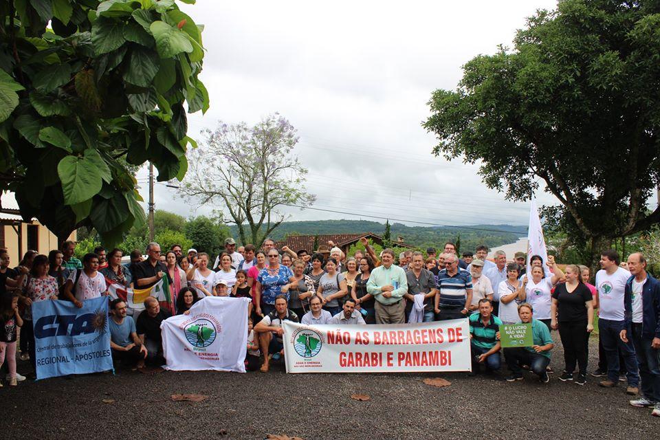 Brasil quiere reactivar construcción del complejo hidroeléctrico más grande de América latina