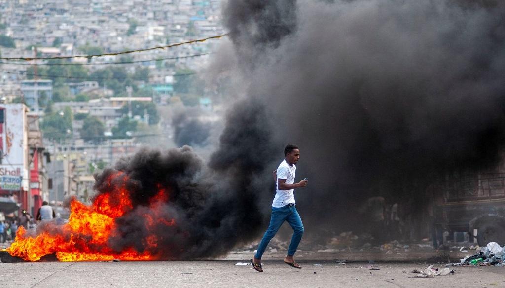 Haití: un polvorín social