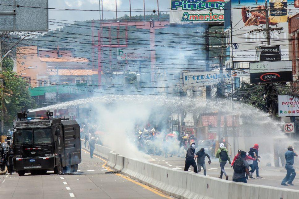 """Honduras vuelve a gritar """"Fuera JOH"""""""