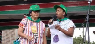 Un millón contra la corrupción y la impunidad