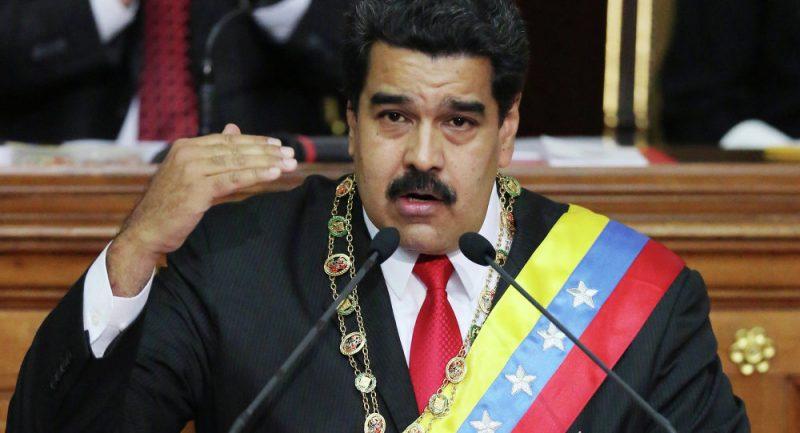Nicolás Maduro juró como Presidente de Venezuela para período 2019-2025