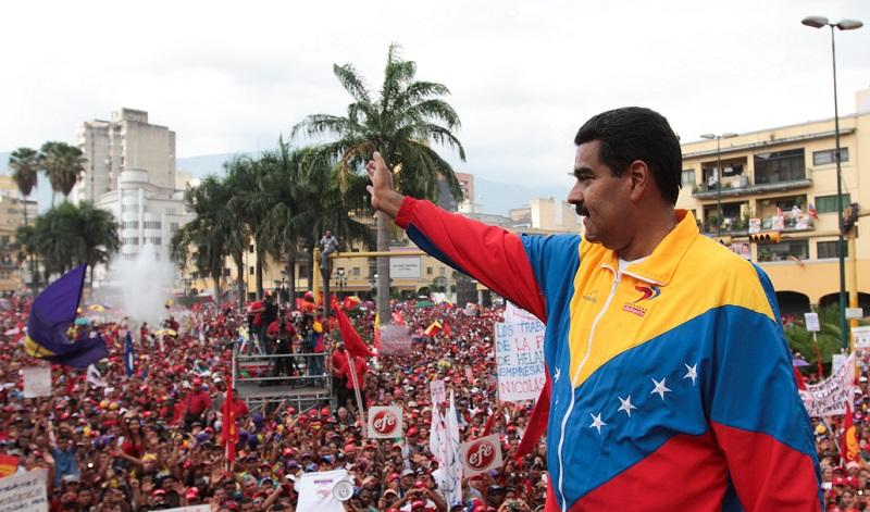 Llamado a respetar la soberanía del pueblo de Venezuela
