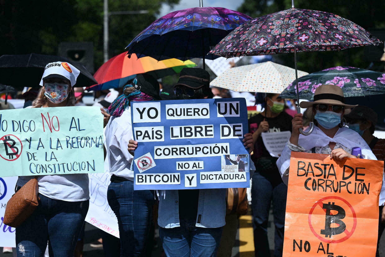 «Estamos viviendo una pesadilla en El Salvador»