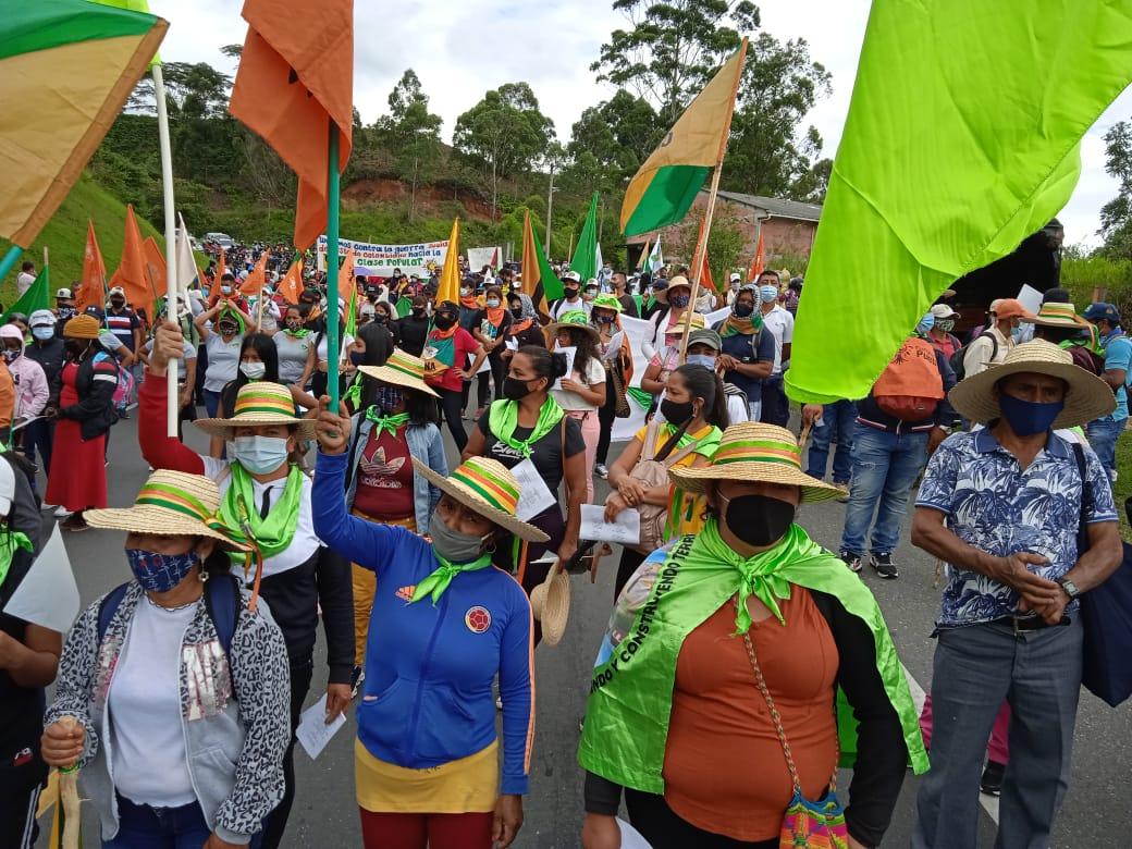Colombia: La movilización está en ascenso