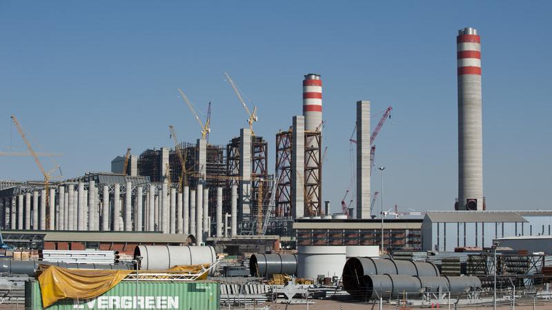 Impactos de megaproyectos con carbón en Sudáfrica
