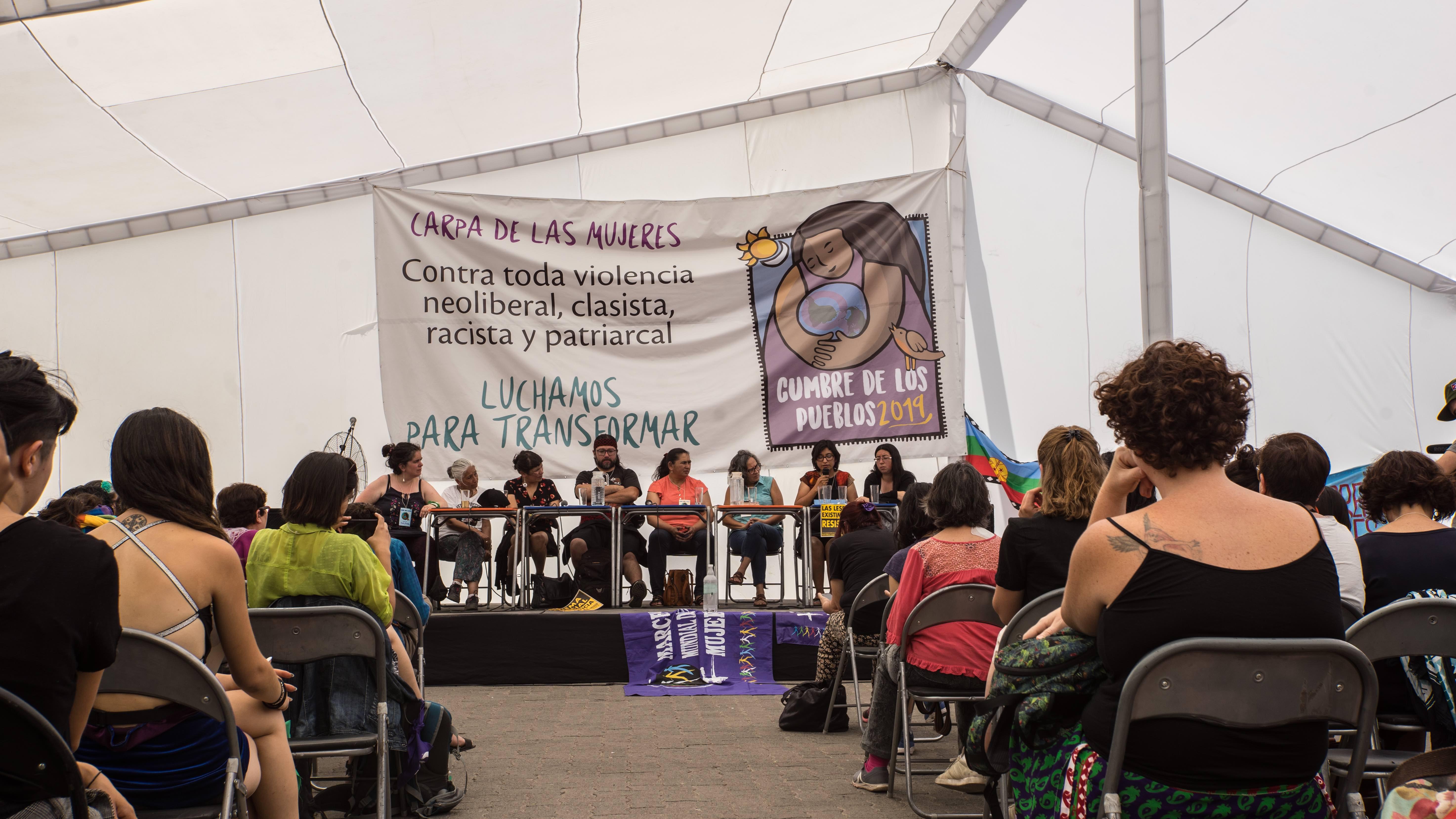 """""""El Estado opresor es un macho violador"""""""
