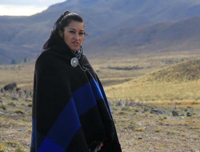 Confirman absolución de weychafe mapuche Moira Millán