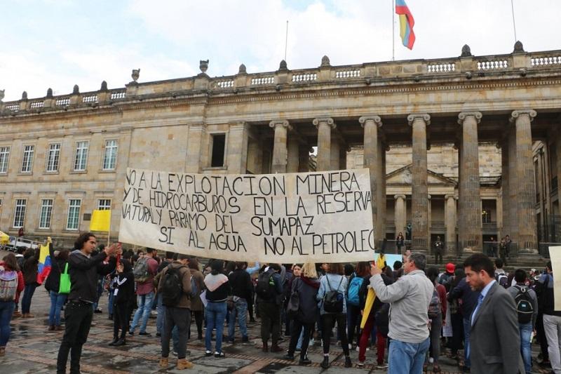 2018: Un año de movilizaciones sociales